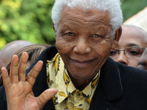 Worry over Mandela's hospitalization