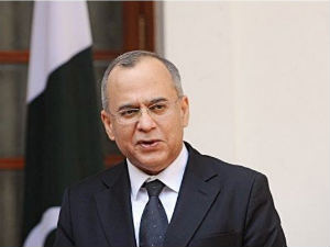 Salman Bashir new Pak envoy to India