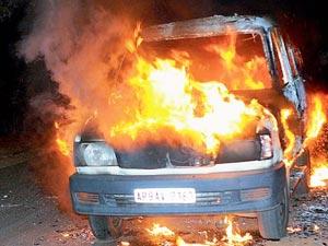 Osmania University clashes