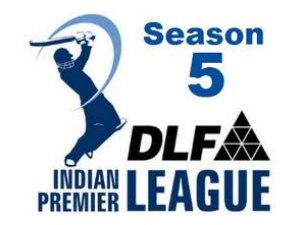 IPL 5 logo