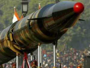 Chinese wake up to Agni-V power