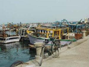 Rameswaram harbour
