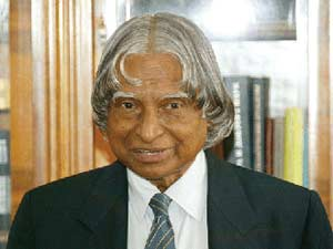 Abdul Kalam to wear President's crown?