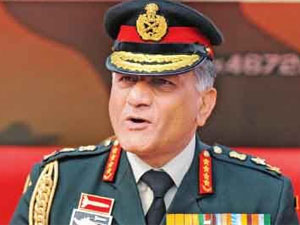 Army Chief Gen VK Singh