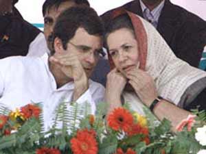 Rahul Gandhi-Sonia Gandhi