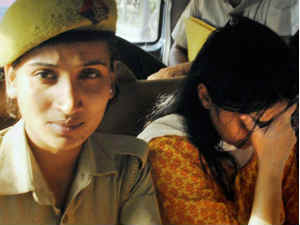 Nupur Talwar under police custody