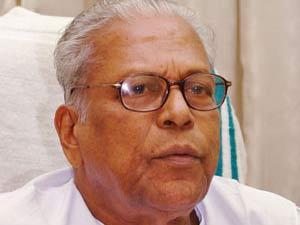 V S Achuthanandan