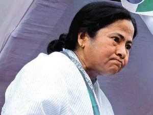 Mamata Angry