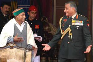 AK Antony-VK Singh