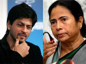 Mamata Banerjee SRK