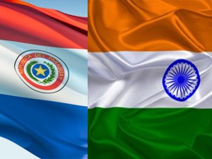 India Paraguay