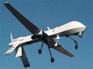 US drone strike kills 10 militants