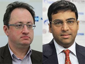 Viswanathan Anand-Boris Gelfand