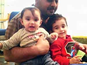 Norway custody row kids