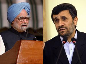 Manmohan-Ahmadinejad
