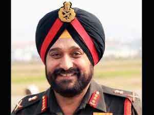 Army Chief Gen Bikram Singh