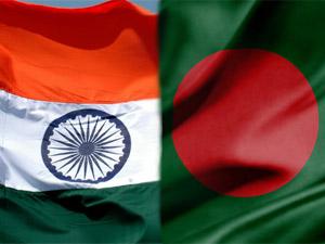 India-Bangla Flag
