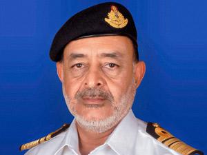 Vice Admiral D K Joshi