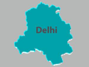 Delhi Map