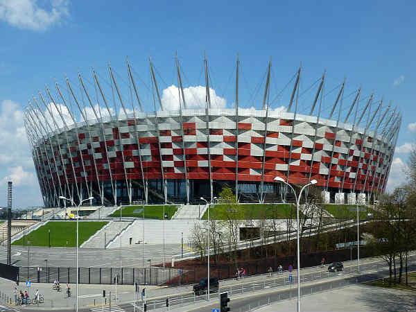Warsaw National Stadium, Poland