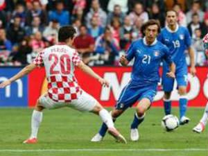 Euro 2012: Italy Vs Croatia