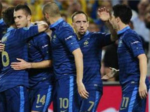 France not concerned about facing holders Spain