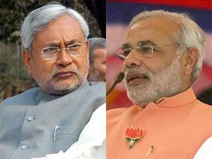 Nitish Kumar-Narendra Modi