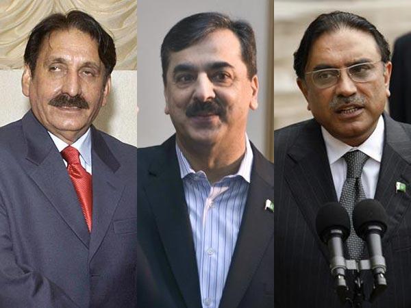 Pak Leaders