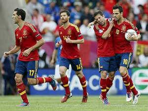 Euro 2012 Preview: Spain vs France