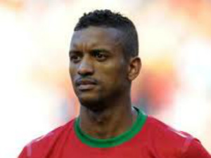 Portugal winger Nani