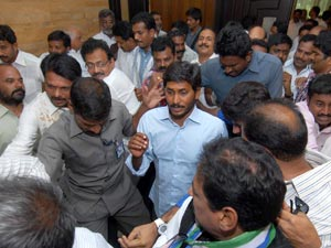 Jagan's custody extended till July 4
