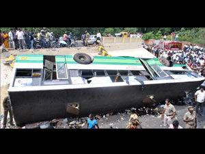 Chennai Bus Accident
