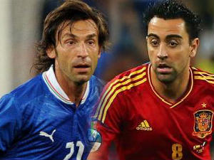 Spain vs Italy: The midfield battle