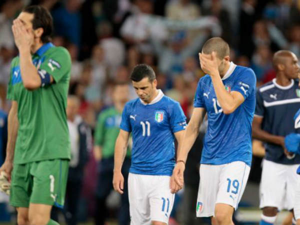 Euro 2012 Final: How Spain tortured Italy