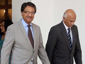 Indo-Pak Foreign Secretaries