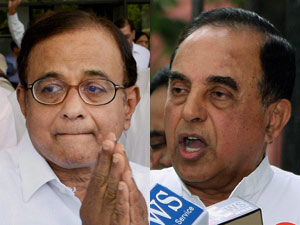 Riot: Swamy gets brahmastra against PC