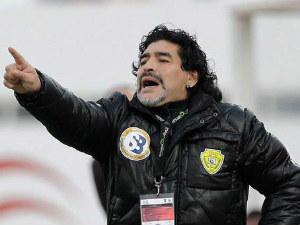 Maradona sacked as Al Wasl coach