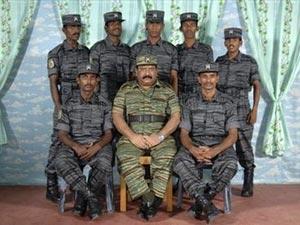 Sri Lanka LTTE