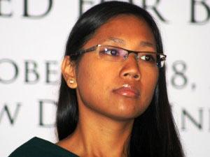Agatha Sangma