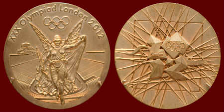 London Olympics Medal 2012