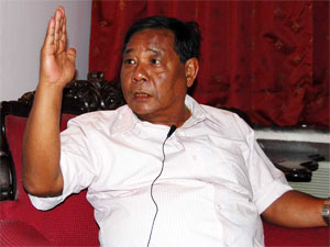 No grudge against Mamata: Sangma