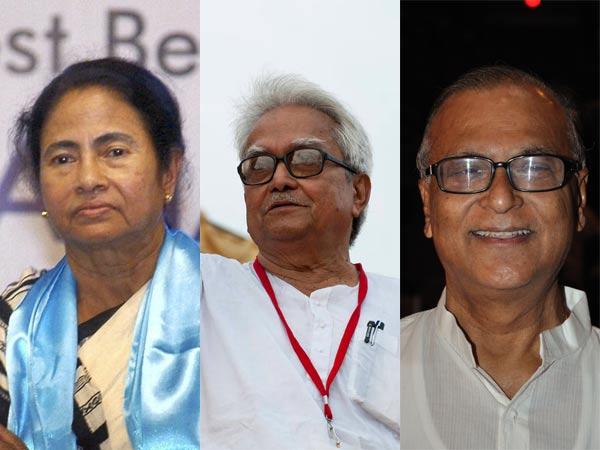 Mamata-Biman Bose-Pradeep