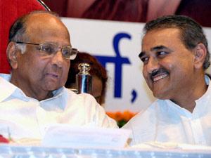 Sharad Pawar-Praful Patel