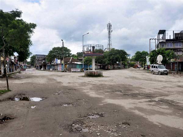 Curfew in Assam
