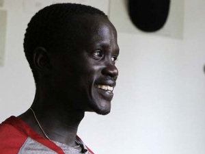 Guor Marial allowed to participate at London Olympics