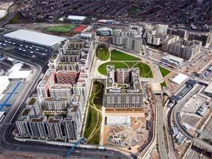 London Olympics Village