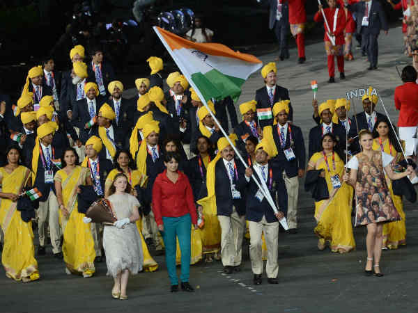 Olympics India Team