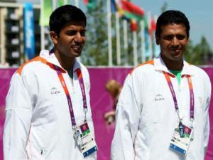 Rohan and Mahesh won