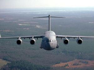 C-17 aircraft