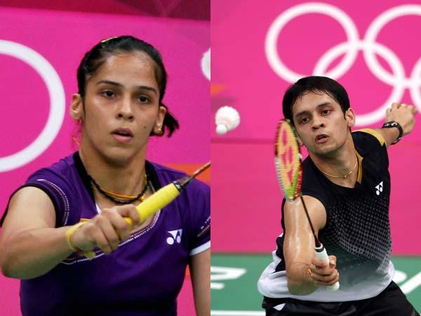 Saina and Kashyap